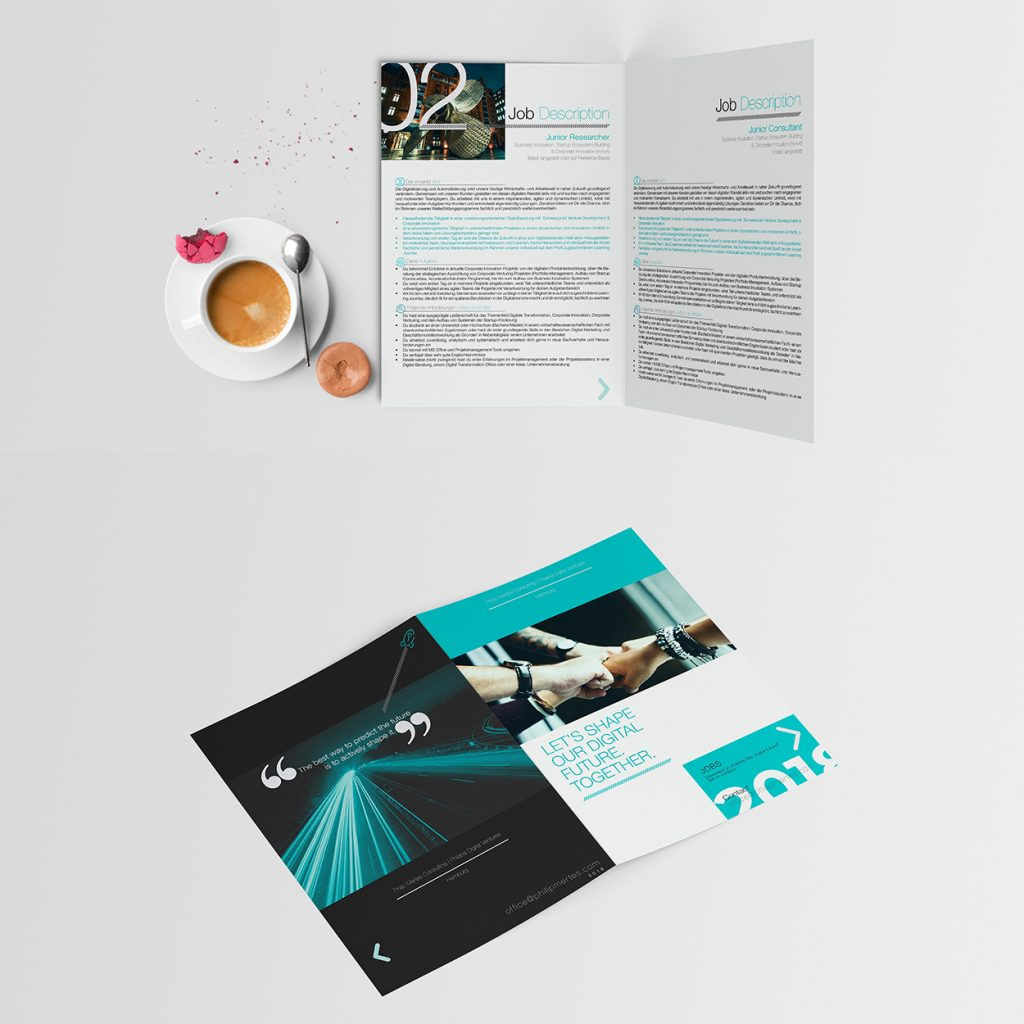 flyer design roy mediengestaltung Bremen