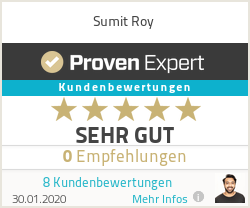 proven expert sumit roy roy mediengestaltung