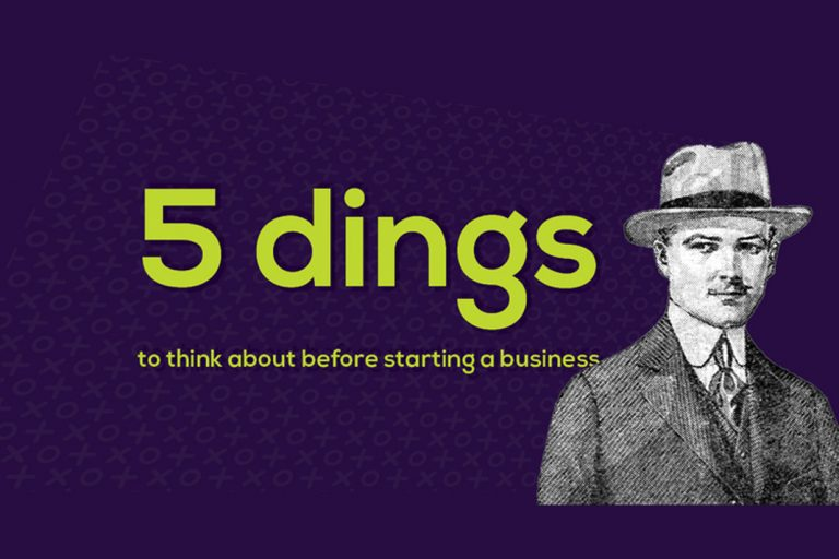 5 things before starting a business roy mediengestaltung