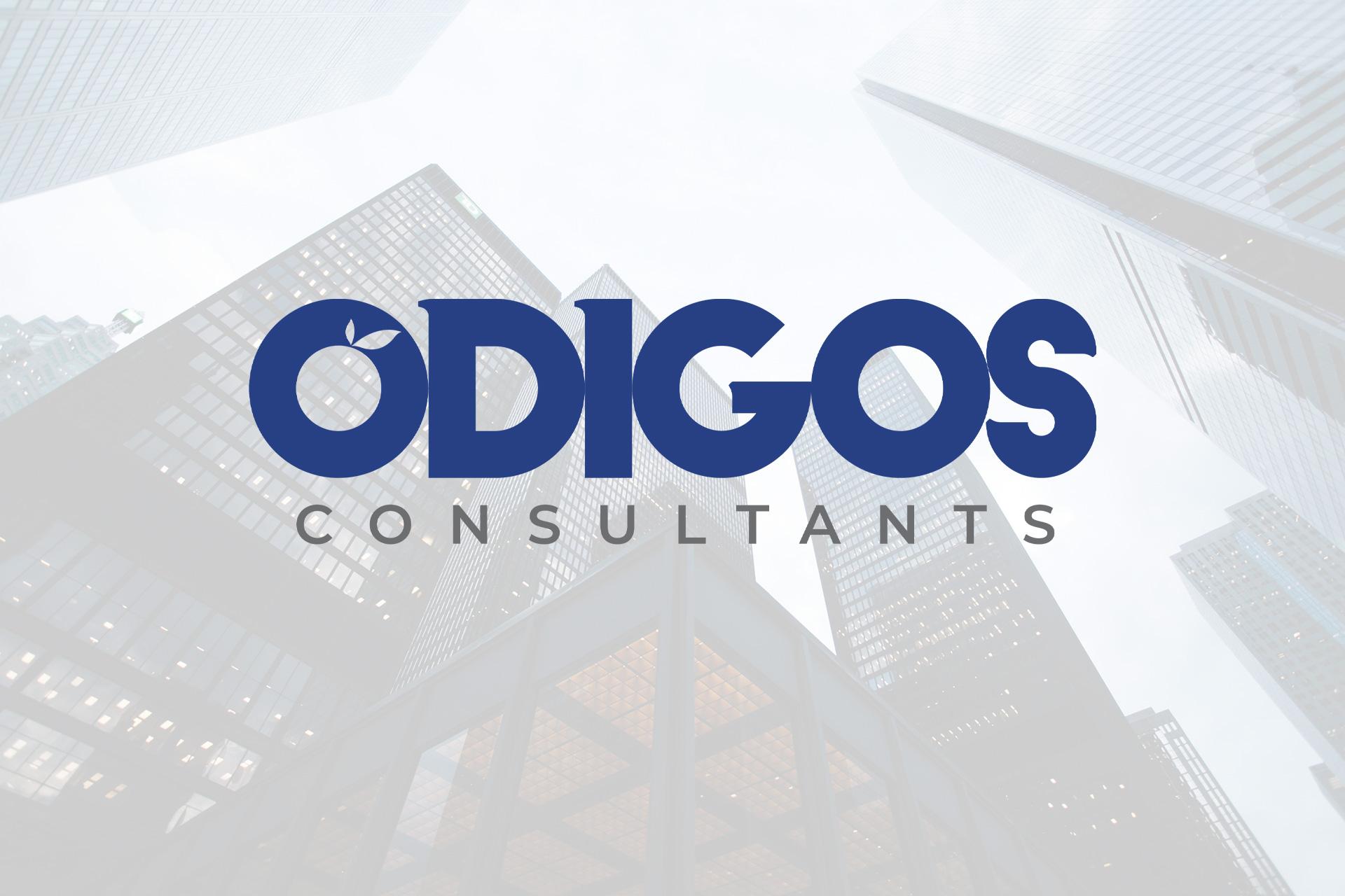 logo design odigos consultants
